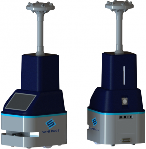 CM-2012 Disinfection Robot